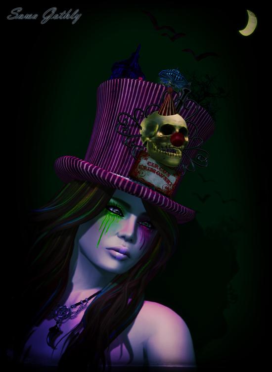 Circus-Hat