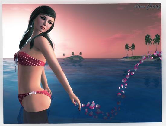 Sara-Bikini